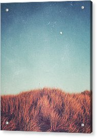 Distant Moon Acrylic Print by Lupen  Grainne
