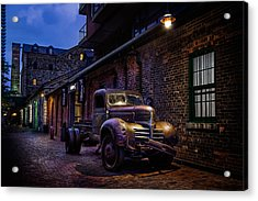 Distillery District Toronto Acrylic Print