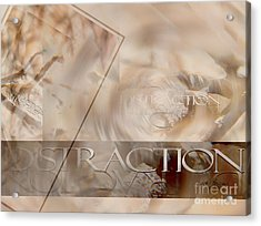 Acrylic Print featuring the photograph Distraction by Vicki Ferrari