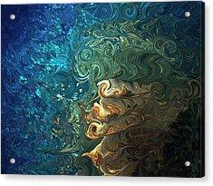 Dive Of Fireman's Acrylic Print