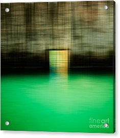 Dive Right In  Acrylic Print