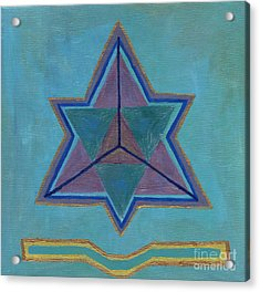 Divine Balance Acrylic Print