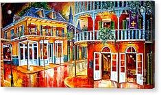 Divine New Orleans Acrylic Print