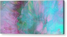 Divine Substance - Abstract Art Acrylic Print