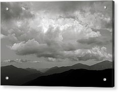 Dix Mt View Acrylic Print