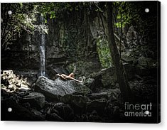Do You Believe In Faeries Acrylic Print