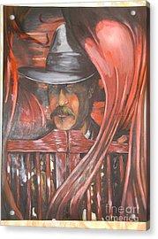 Doc The Immortal Acrylic Print by Ricardo Reis