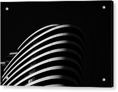 Docklands 1 Acrylic Print by Mihai Florea