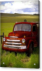 Dodge - Best Years Remembered Acrylic Print