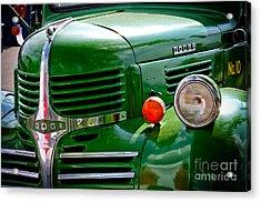 Dodge Truck Acrylic Print