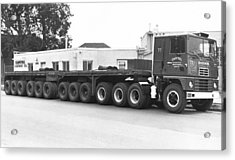 Dodge's Biggest Truck Acrylic Print