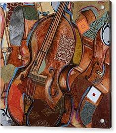 Doe The Bass Acrylic Print