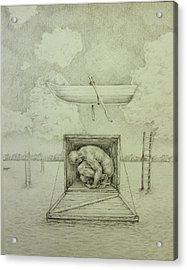 Dogma Acrylic Print
