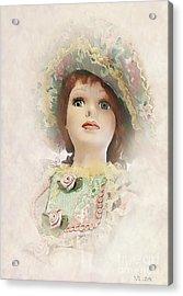 Doll 624-12-13 Marucii Acrylic Print by Marek Lutek