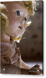 Doll In The Attic Acrylic Print