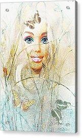 Dolls 406-08-13 Marucii Acrylic Print