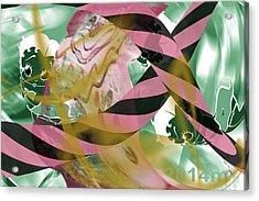 Dolls 42 Acrylic Print