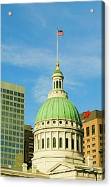 Dome Of Saint Louis Historical Old Acrylic Print