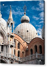 Dome Of St Marks Acrylic Print