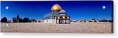 Dome Of The Rock, Temple Mount Acrylic Print by Panoramic Images