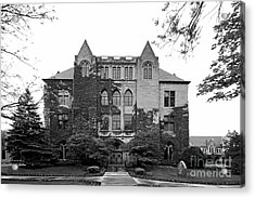 Dominican University Lewis Hall Acrylic Print by University Icons