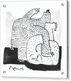 Domos No.3  Acrylic Print