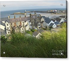 Donaghadee Northern Ireland View From The Moat Acrylic Print