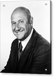Donald Pleasence In Escape To Witch Mountain  Acrylic Print by Silver Screen
