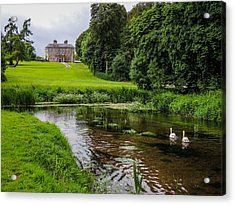 Doneraile Court Estate In County Cork Acrylic Print
