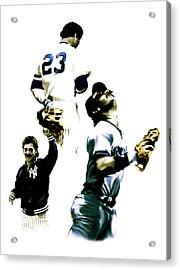 Donnie Baseball  Don Mattingly Acrylic Print