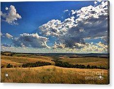 Donny Brook Hills Acrylic Print