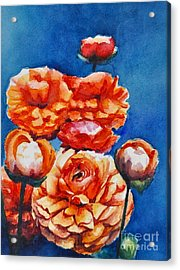 Don't Fade Away Acrylic Print by Andrea Timm