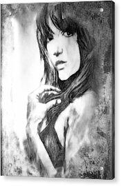 Don't Lie To Me Acrylic Print by Joachim G Pinkawa