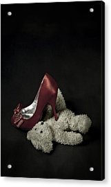 Don't Step On Me Acrylic Print by Joana Kruse