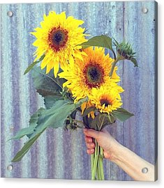 Don't You Just Love Summertime? Acrylic Print