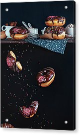 Donuts From The Top Shelf Acrylic Print