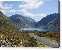 Doolough Pass County Mayo Ireland Acrylic Print