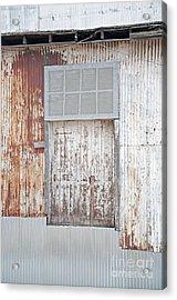 Acrylic Print featuring the photograph Door 2 by Minnie Lippiatt