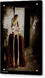 Door Prize Acrylic Print by Roch  Fautch