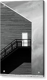 Door To Nowhere Acrylic Print