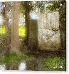 Door To Other Realms Acrylic Print by Inspired Nature Photography Fine Art Photography