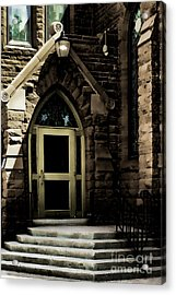 Door To Sanctuary Series Image 4 Of 4 Acrylic Print