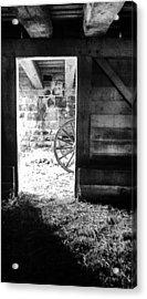 Doorway Through Time Acrylic Print