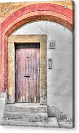 Doorway 13 Acrylic Print