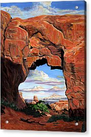 Doorway To Enchantment Acrylic Print