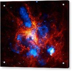Doradus Nebula Acrylic Print