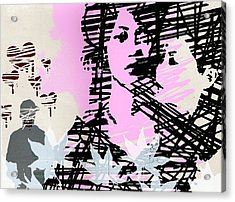 Dorama Acrylic Print by Vanessa Baladad