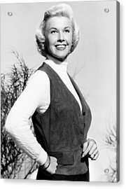 Doris Day, Ca. Early 1950s Acrylic Print