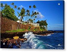 Acrylic Print featuring the photograph Doris Duke Shangri La Hawaii by Aloha Art
