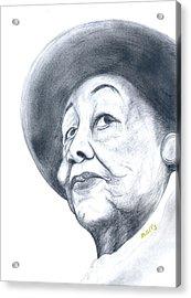 Dorothy Height Acrylic Print